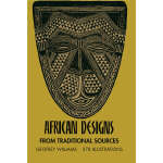 African Designs from Traditional Sources (【按需印刷】)
