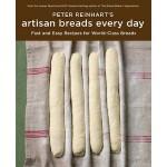 【预订】Peter Reinhart's Artisan Breads Every Day Fast and Easy