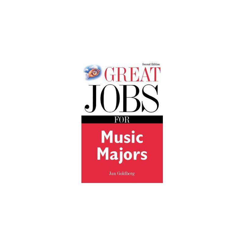 【预订】Great Jobs for Music Majors 预订商品,需要1-3个月发货,非质量问题不接受退换货。