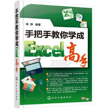手把手教你学成Excel高手(pdf+txt+epub+azw3+mobi电子书在线阅读下载)