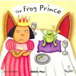 【预订】The Frog Prince 9781846430770