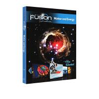 【全店满300减100】英文原版 Science Fusion系列 Matter And Energy 物质与能量 美国
