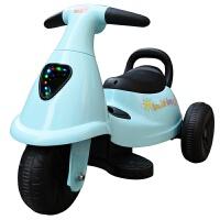 儿童电动摩托车三轮车小孩玩具车女遥控电瓶车男孩充电童车可坐人