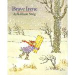 【预订】Brave Irene A Picture Book