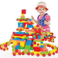大号颗粒塑料拼装拼插积木玩具1-3-6周岁礼物儿童益智男女孩宝宝