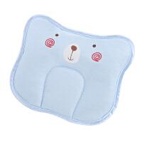 新生婴儿枕头0-1岁夏季透气冰丝凉爽夏天吸汗决明子小宝宝定型枕