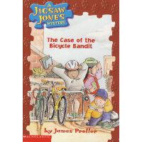 小侦探琼斯系列书之14:单车盗贼 Jigsaw Jones 14:THE CASE OF THE BICYCLE BA