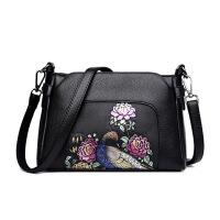 中年女包妈妈包包包新款中老年高端大气小方包单肩包女斜挎包