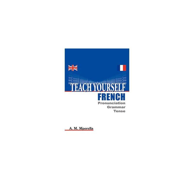 【预订】Teach Yourself French 预订商品,需要1-3个月发货,非质量问题不接受退换货。