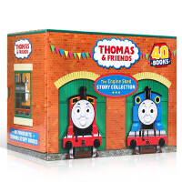 顺丰包邮 英文原版 Thomas and Friends托马斯和他的朋友们经典故事集40本 Thomas Story