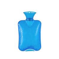 热水袋注水暖水袋暖手宝灌水暖手袋暖宫毛绒布充电
