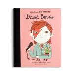 小男孩,大梦想:大卫・鲍威 David Bowie 英文原版 绘本 精装大开本 名人传记 Little People,