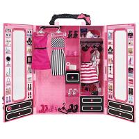 [当当自营]Barbie 芭比梦幻衣橱 DKY31