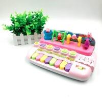 小猪佩奇电子琴 启蒙音乐早教琴佩奇电子琴粉红猪早教学习机儿童玩具
