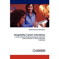 【预订】Hospitality Career Intentions