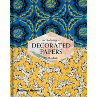 An Anthology of Decorated Papers: A Sourcebook for Designer