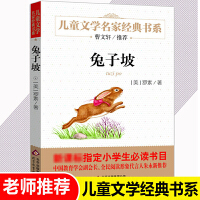 兔子坡/儿童文学名家经典书系