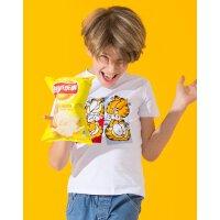 【��^59元3件】加菲�男童短袖T恤GTW17217