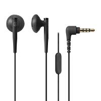 Audio Technica/铁三角 ATH-C200IS 半入耳手机通用线控耳麦耳机