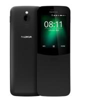 Nokia/诺基亚 8110 移动联通双4G 中老年学生滑盖备用手机 香蕉手机