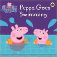 [现货]Peppa Pig: Peppa Goes Swimming 中文译名:小猪佩奇 粉红猪小妹 小猪佩佩