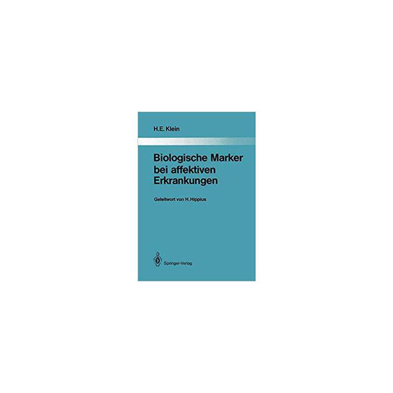 【预订】Biologische Marker Bei Affektiven Erkrankungen 9783642829499 美国库房发货,通常付款后3-5周到货!