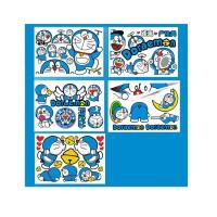 行李箱贴纸旅行箱拉杆箱潮流贴画卡通路飞海贼王贴纸蓝胖子kt猫儿童房间卡通装饰贴