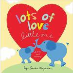 【预订】Lots of Love Little One 9781492683988