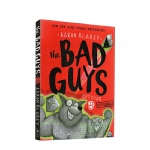 【中商原版】我是大坏蛋8 英文原版 The Bad Guys - Episode 8:Superbad 儿童漫画 章节