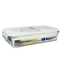 GlassLock/三光云彩乐扣玻璃保鲜盒 密封便当盒1700ml RP607