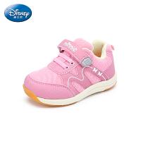 【99元任选2双】迪士尼Disney童鞋19春季新款儿童运动鞋米奇童趣户外休闲鞋男女童柔软透气校园学生鞋 (2-6岁可