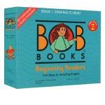 【二阶段】新版 Bob Books Set 2 Beginning Readers 鲍勃阅读 儿童启蒙初级阅读 附卡片