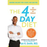 【预订】The 4 Day Diet