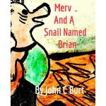 【预订】Merv and a Snail Named Brian