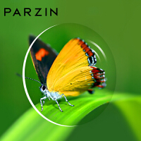 帕森1.56非球面近视镜片 加硬绿膜清晰眼镜片2片 1.60/1.67