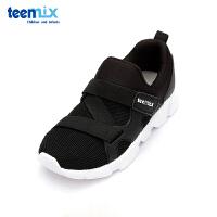 【3折后到手价:149.4元】天美意teenmix童鞋18新款儿童运动鞋时尚网面学生鞋透气休闲鞋(5-10岁可选)DX