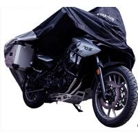 车衣宝    高档摩托车电动车车罩  马哈雷防晒防雨罩车套