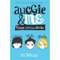 奇迹男孩 英文原版 Auggie & Me: Three Wonder Stories