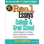 【预订】Real Essays for College and Grad School