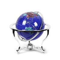 大号欧式办公室客厅书房风水摆件万向32cm 地球仪