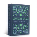 顺丰发货 英文原版 Leaves of Grass 草叶集 诗歌 Whitman Walt惠特曼 Alma Class