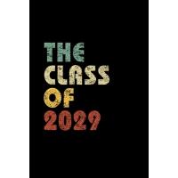 【预订】The Class of 2029: Vintage Composition Notebook For Note