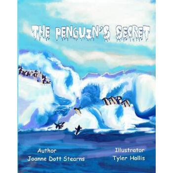【预订】The Penguin's Secret 预订商品,需要1-3个月发货,非质量问题不接受退换货。