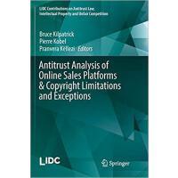 【预订】Antitrust Analysis of Online Sales Platforms & Copyrigh