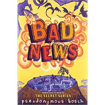 【预订】Bad News 9780316320481 美国库房发货,通常付款后3-5周到货!