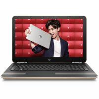 惠普(HP)15.6英寸Pavilion 15-AU164TX 轻薄便携笔记本电脑 香槟金 I5-7200U8G内存