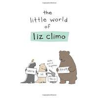 现货 英文原版 The Little World of Liz Climo 你今天真好看 莉兹 克里莫 辛普森一家 动