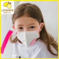儿童口罩宝宝防雾霾口罩pm2.5舒适呼吸阀男女童口罩学生防风口罩