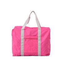 收纳袋整理袋衣服打包袋旅行收纳袋行李箱收纳包待产包袋子手提袋 NH-81-玫