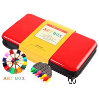 幼儿园宝宝礼物3-6岁 儿童绘画文具礼盒画画笔水彩笔蜡笔套装